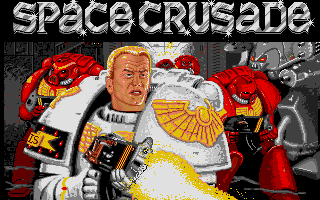 Thumbnail of other screenshot of Space Crusade - The Voyage Beyond