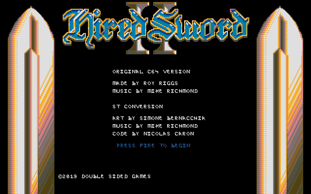 Thumbnail of other screenshot of Hired Sword 2