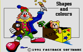 Thumbnail of other screenshot of Shapes and Colours