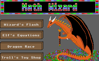 Thumbnail of other screenshot of Math Wizard