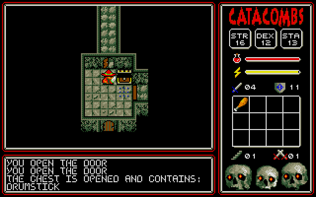 Thumbnail of other screenshot of Catacombs