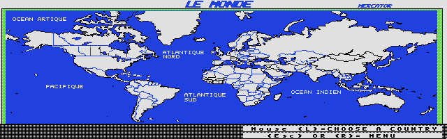 Thumbnail of other screenshot of Géographie - Votre Atlas Électronique