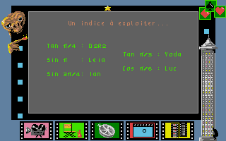 Screenshot of Bosse des Maths 2nde, La