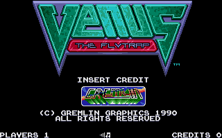 Screenshot of Venus the Flytrap