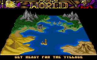 Screenshot of Prophecy I - The Viking Child