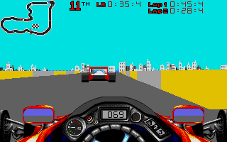 Screenshot of Championship Run