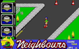 Screenshot of Neighbours