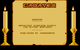 Screenshot of Cadaver