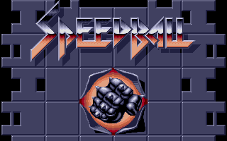 Large screenshot of Speedball