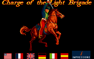 Thumbnail of other screenshot of Charge of the Light Brigade