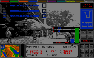 Thumbnail of other screenshot of Fighter Command