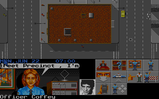 Large screenshot of Hill Street Blues