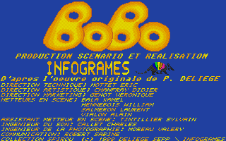 Screenshot of Bobo