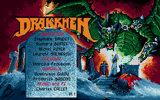 Large screenshot of Drakkhen