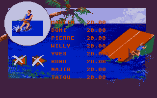 Thumbnail of other screenshot of Championship Water-Skiing