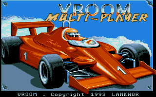 Thumbnail of other screenshot of Vroom Multi-Player