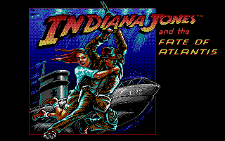 Thumbnail of other screenshot of Indiana Jones and the  Fate of Atlantis