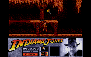 Screenshot of Indiana Jones and the Last Crusade