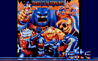 Thumbnail of other screenshot of Ghosts & Goblins