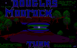 Screenshot of Douglas Rockmoor