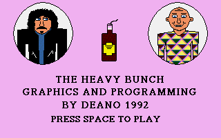 Thumbnail of other screenshot of Heavy Bunch, The
