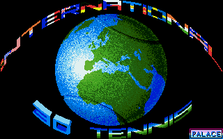 Thumbnail of other screenshot of International 3D Tennis