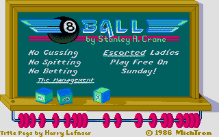 Thumbnail of other screenshot of 8 Ball