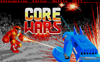 Thumbnail of other screenshot of Core Wars