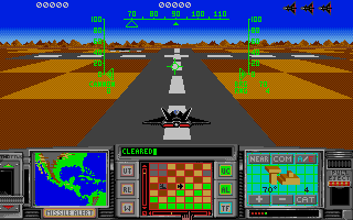 Thumbnail of other screenshot of Advanced Tactical Fighter 2