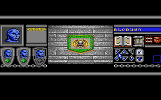 Large screenshot of Bloodwych - The Extended Levels