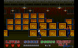 Thumbnail of other screenshot of Beverly Hills Cop