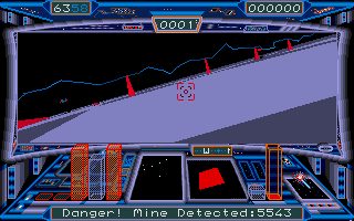 Screenshot of Starglider 2