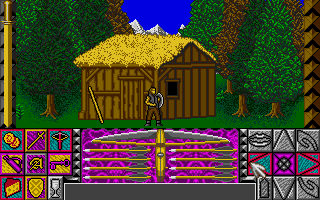 Screenshot of Crossbow - The Legend of William Tell