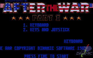 Thumbnail of other screenshot of After the War