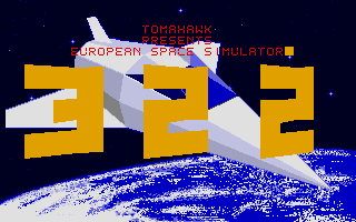 Screenshot of E.S.S. - European Space Simulator