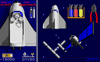 Thumbnail of other screenshot of E.S.S. - European Space Simulator