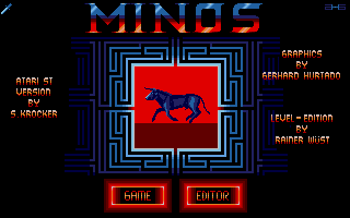Large screenshot of Minos