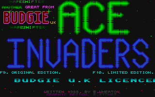 Thumbnail of other screenshot of Ace Invaders