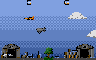 Screenshot of Air to Air Combat