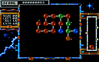 Screenshot of Atomino