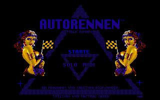 Thumbnail of other screenshot of Autorennen