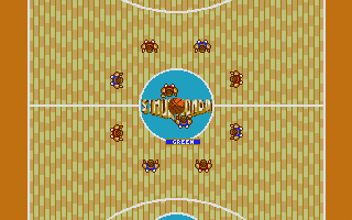Large screenshot of Basket Manager, The