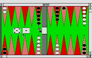 Thumbnail of other screenshot of ST Backgammon