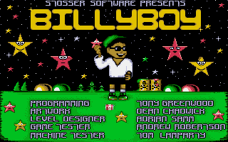 Screenshot of Billy Boy