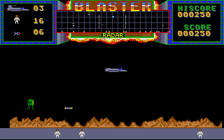 Thumbnail of other screenshot of Blaster