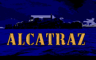 Screenshot of Alcatraz