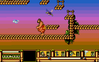 Screenshot of Aventures De Carlos, Les