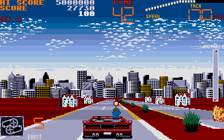 Screenshot of Chase H.Q. II - Special Criminal Investigation
