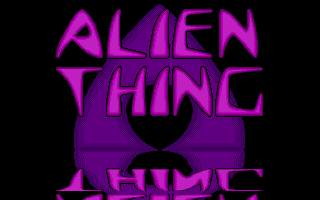 Thumbnail of other screenshot of Alien Thing
