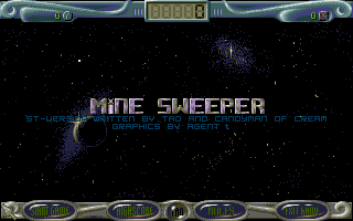 Screenshot of Mine Sweeper